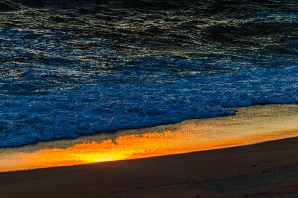 Abstract Beach