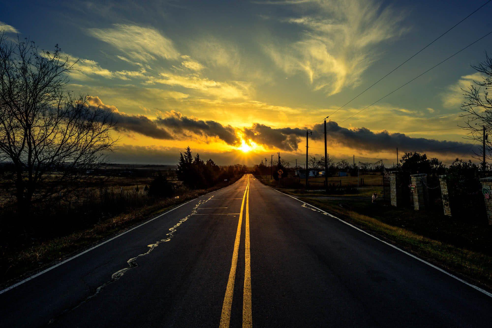 Austin Texas Sunrise