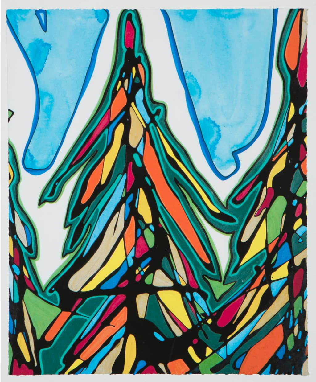 Torquato - Stained Glass Forest