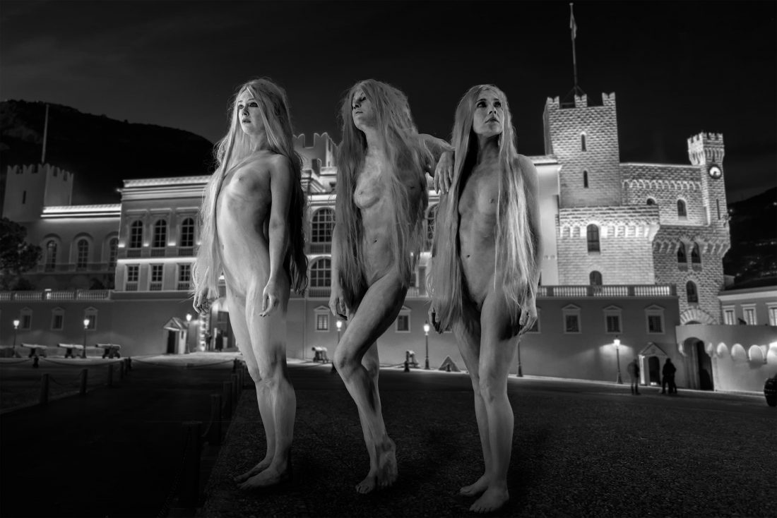 The Three Muses of Monte Carlo