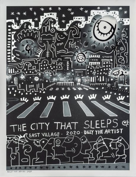 The City That Sleeps